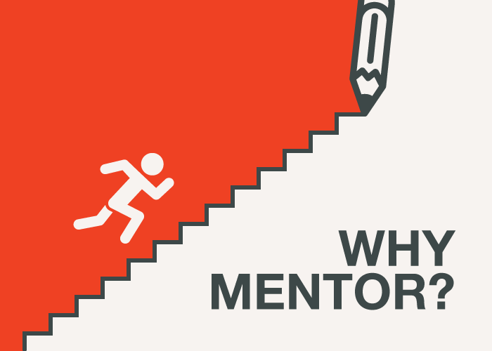 Why mentor?