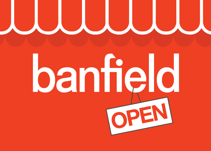 MARCOM Banfield Pop-Up Shop