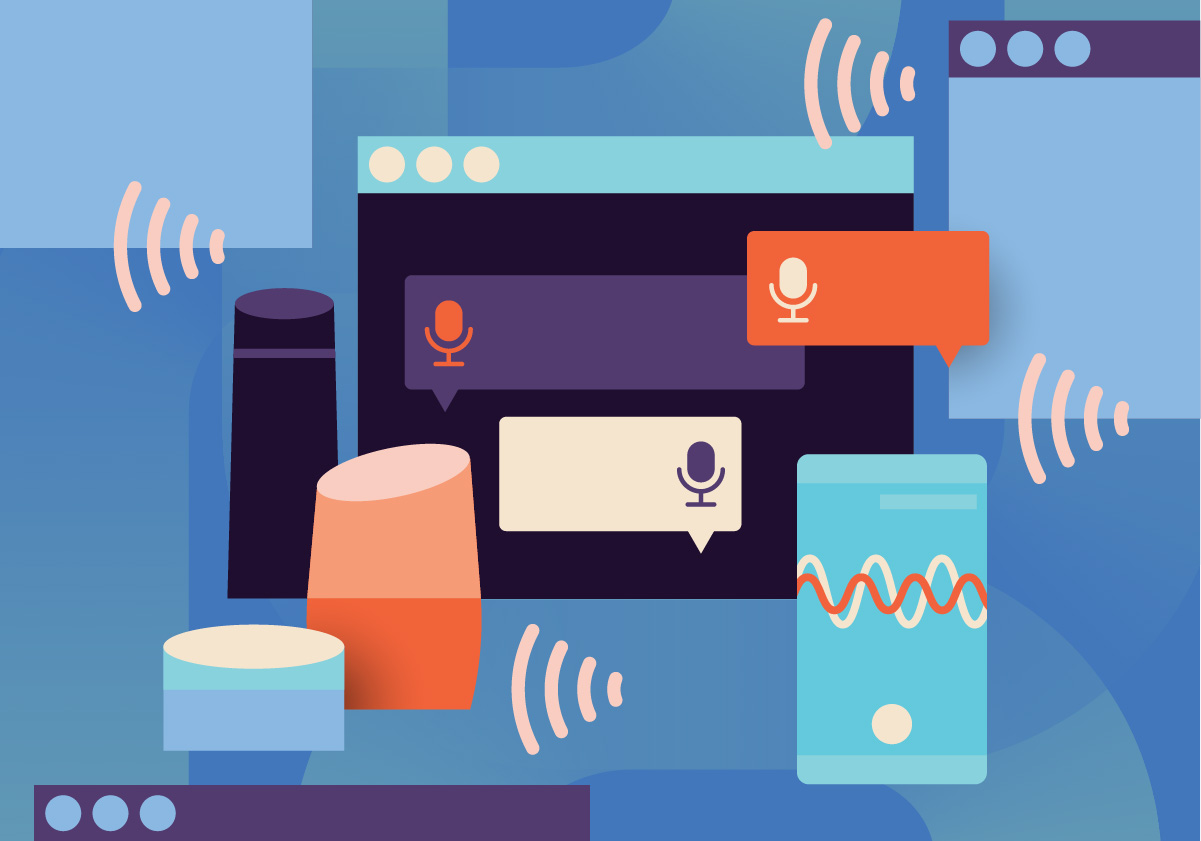 Take the first steps towards developing a voice marketing strategy for engaging your audience using voice.