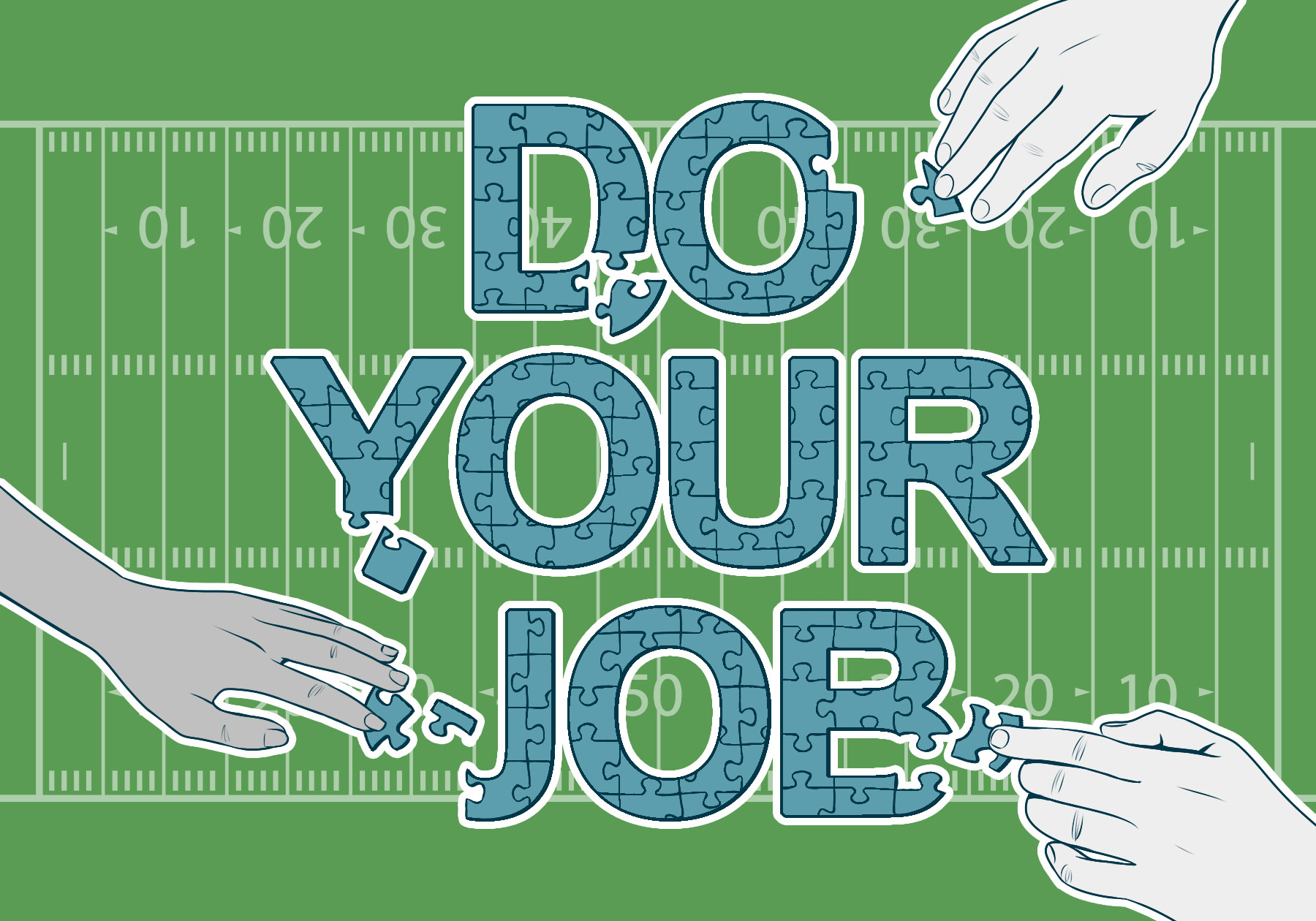 """""""Do your job"""": What the New England Patriots can teach us about marketing strategy"""